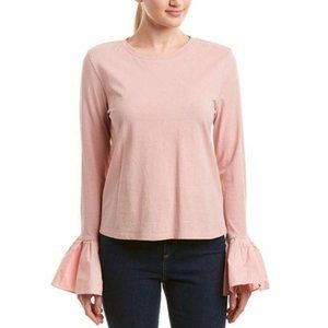 English Factory Bell Sleeves Top